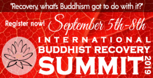 Buddhist Recovery Summit 2019 with Vince Cullen - Hungry Ghost Retreats - Nalagiri House