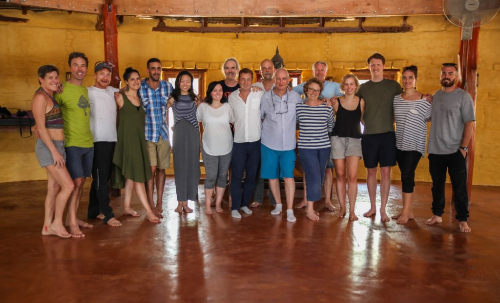 Hungry Ghost Mindfulness and Meditation Retreat with Vince Cullen - Nalagiri  House
