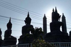 Wat Thamkrabok - The Buddhist temple treating drug addiction.