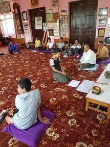 2017 June - Being Human Retreat Nepal