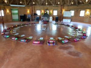 Being Human - A Hungry Ghost Retreat at New Life Foundation (c) Vince Cullen - April 2018 (41)