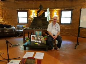 Everyday Nirvana - A Hungry Ghost Retreat with Vince Cullen - Thailand - August 2017