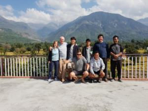 Being Human - A Hungry Ghost Retreat In Dharamsala With Vince Cullen and Jude Thompson (of Nalagiri House in Tipperary).
